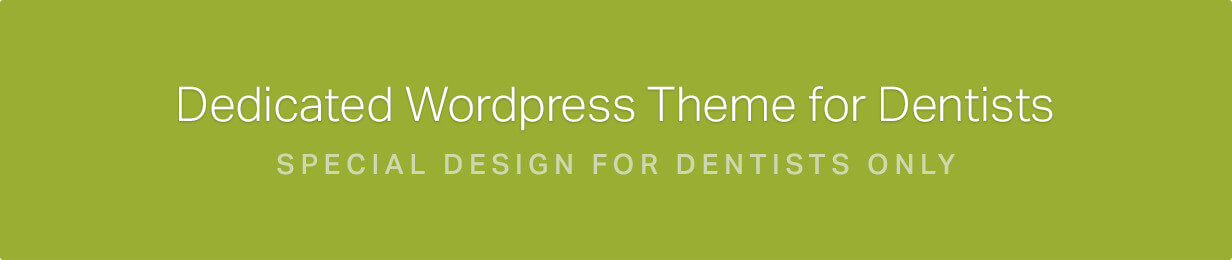 dentist wordpress theme | dentist wp (health & beauty) Dentist WordPress Theme | Dentist WP (Health & Beauty) 01