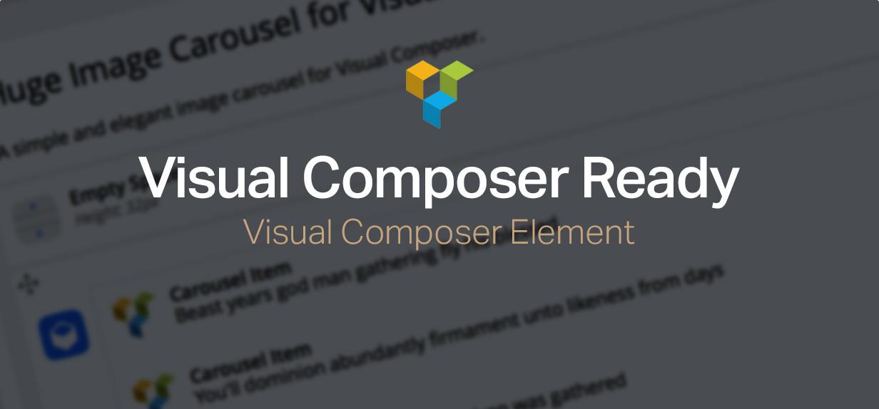 Huge Carousel for Visual Composer 7