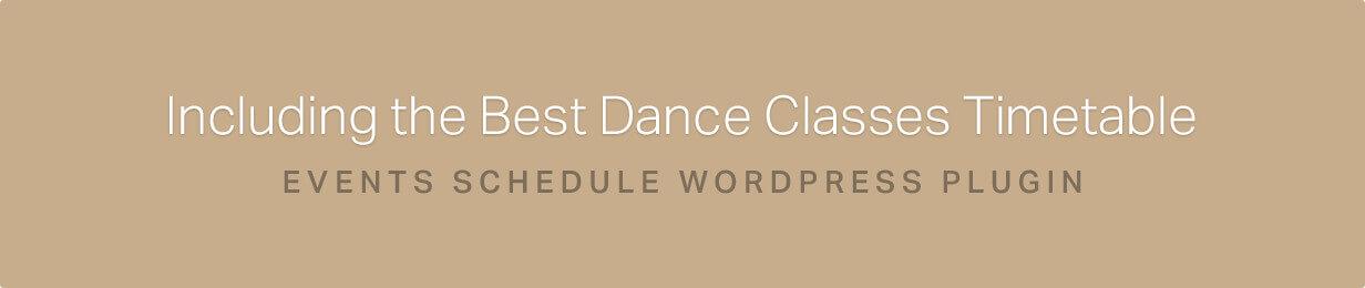 Dance WordPress Theme - Dancing Academy - 1