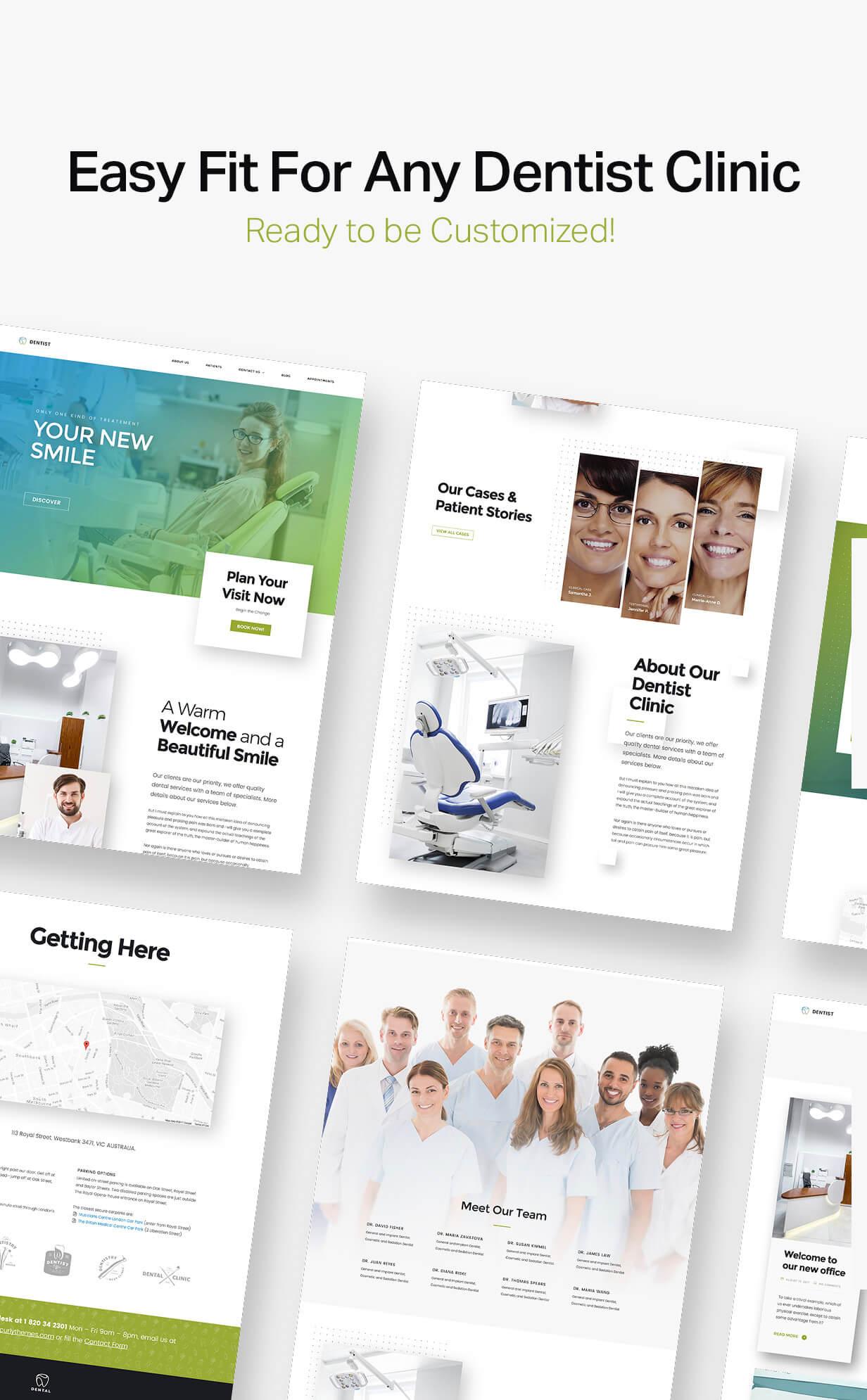 Dentist WordPress Theme | Dentist WP - 4