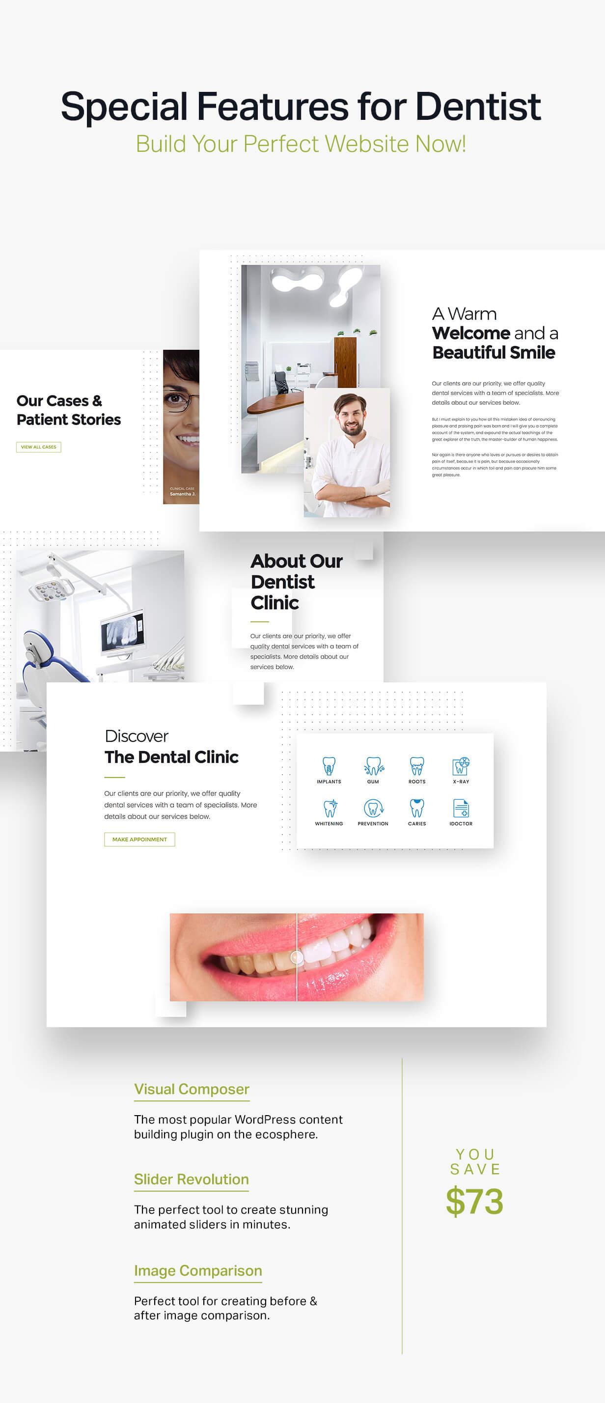 Dentist WordPress Theme | Dentist WP - 5